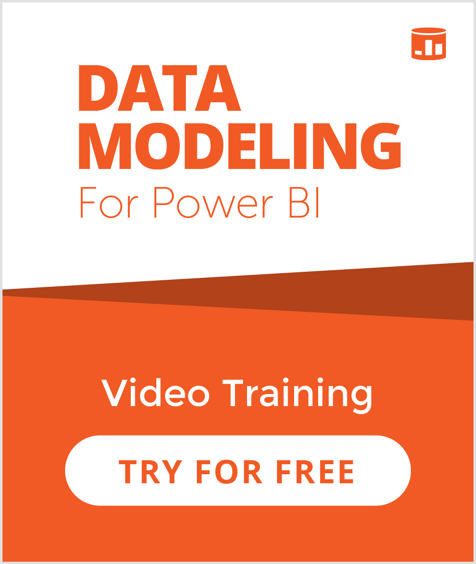 Introduction to Data Modeling for Power BI