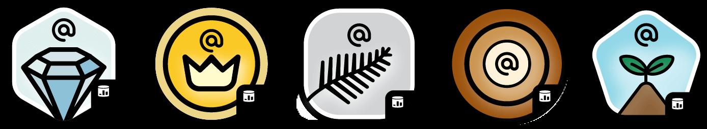 Subscriber Badges
